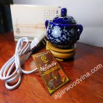 Lò xông trầm hương dùng điện